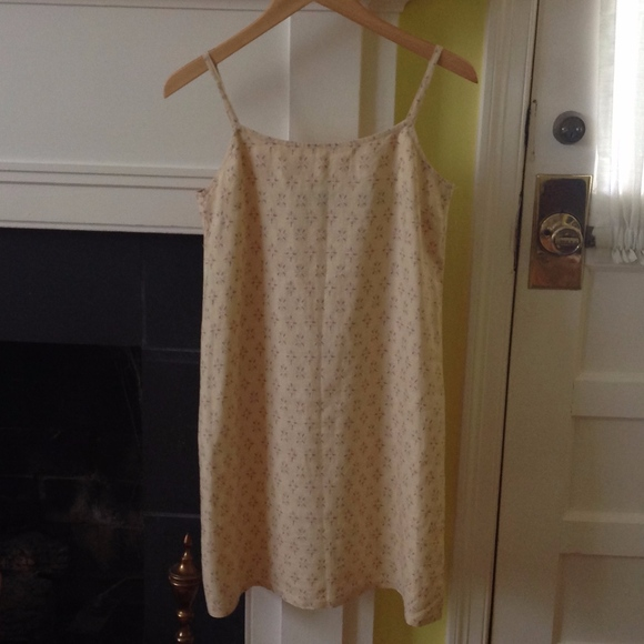 Abercrombie & Fitch Dresses & Skirts - Abercrombie & Fitch linen print sundress